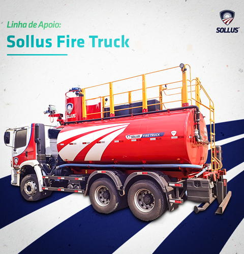 Sollus Fire Truck