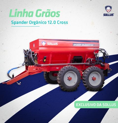 Spander Orgânico 12.0 Cross
